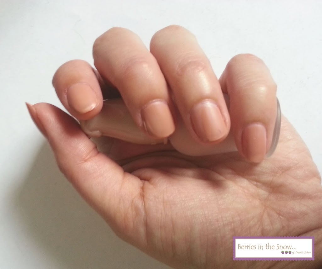 Review: Etude House Petit Darling Nails Matte No.1 Ceylon Tea Beige ...