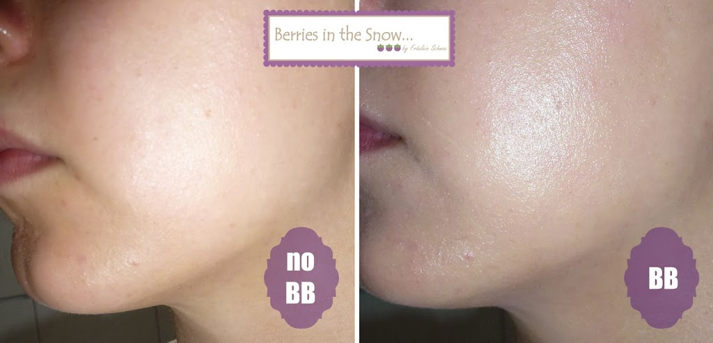 Poker face snow water drop bb cream review