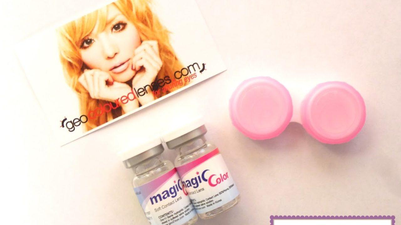 Review: Geo Magic CM-904 Circle Lenses ♥sponsored