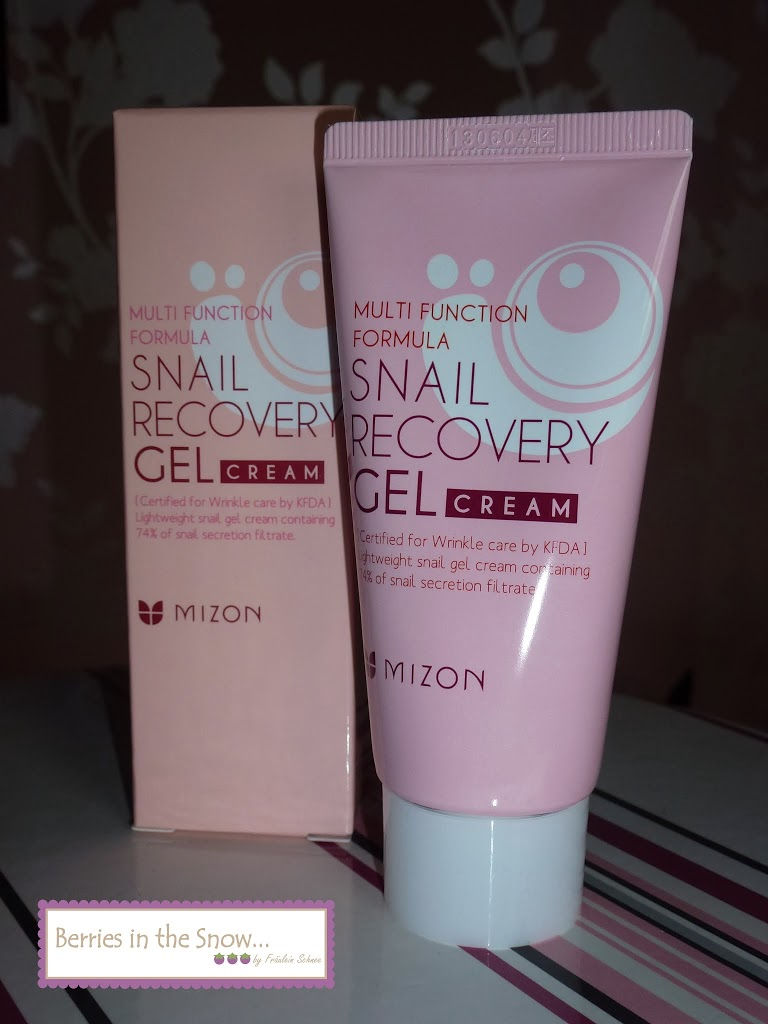 Mizon snail cleanser review