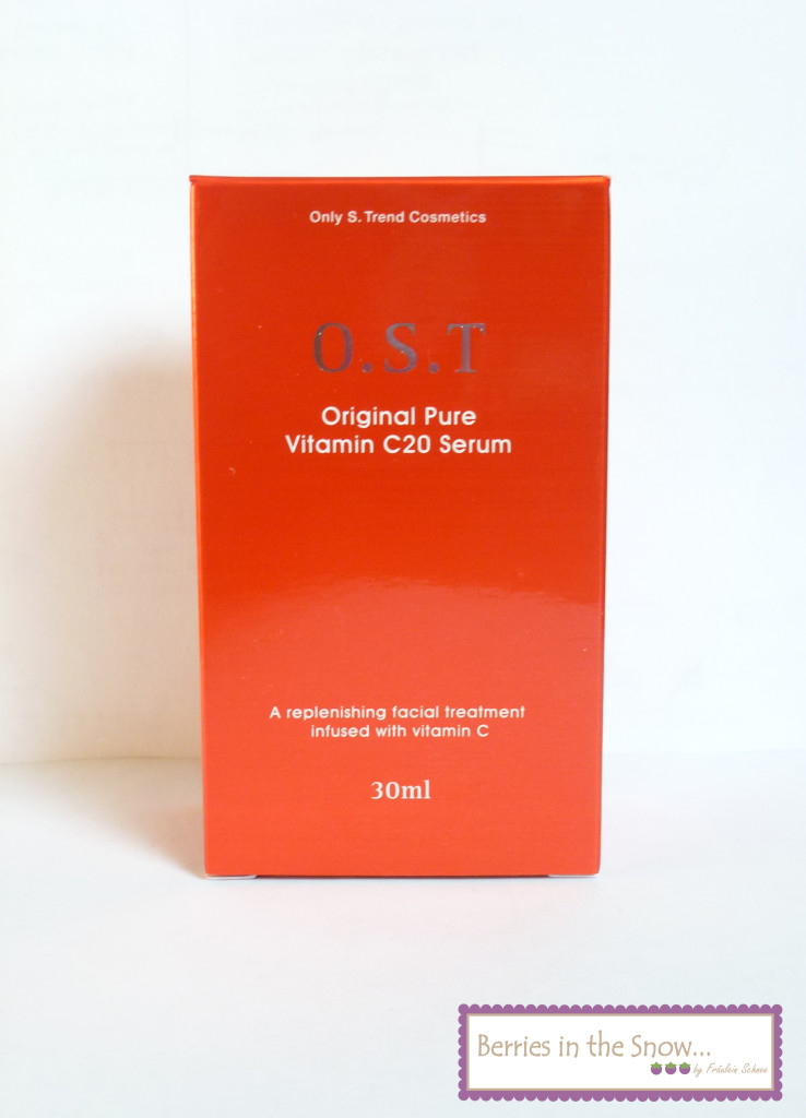 O.S.T Original Pure Vitamin C20 Serum