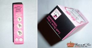 Etude House Lash Perm 3 Step Volumescara Black Minnie Edition
