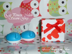 Geo Princess Mimi Sesame Grey Bambi Series