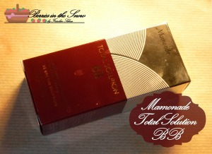 Mamonde Total Solution Mineral Moisture BB cream