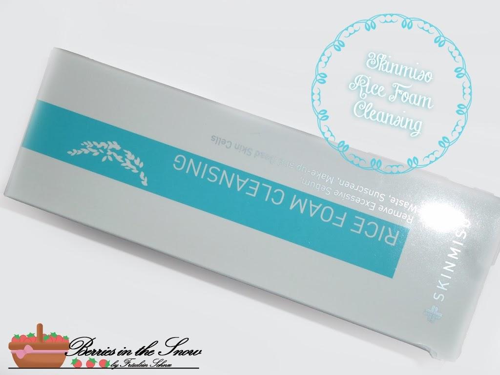 Skinmiso Rice Foam Cleanser