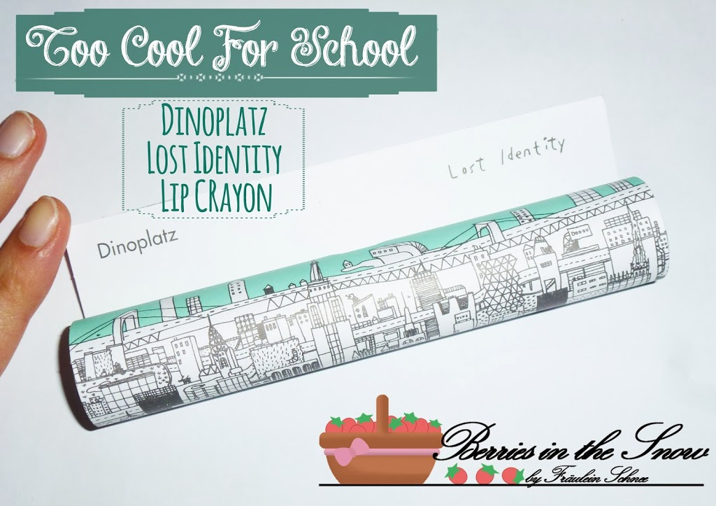 Too Cool For School Dinoplatz Lost Identity Lip Crayon in Lost in Hawaii