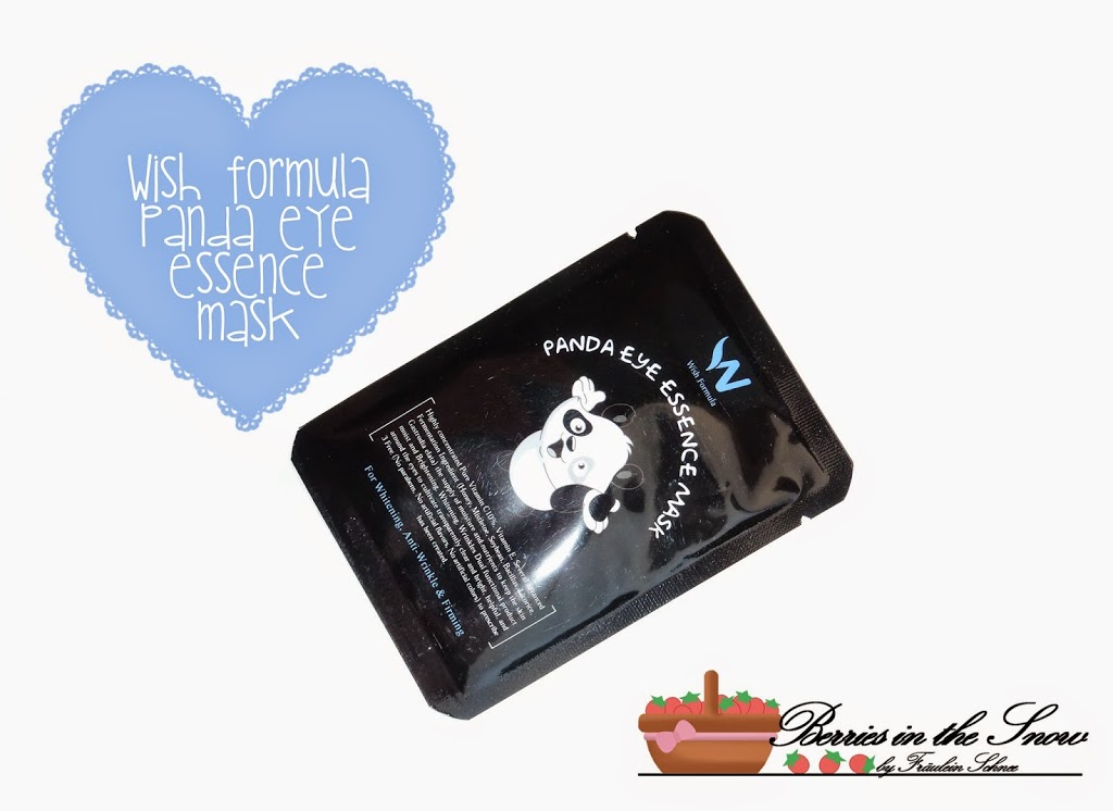 Wish Formula Panda Eye Essence Mask