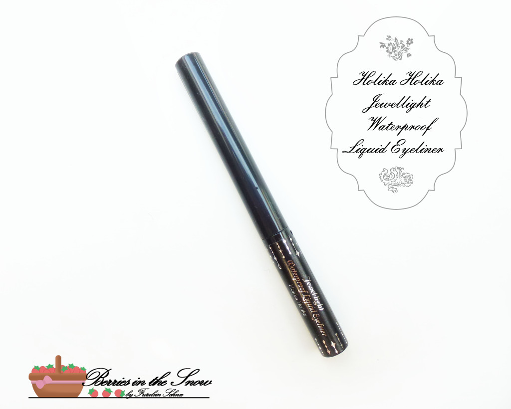 Holika Holika Jewellight Waterproof Liquid Eyeliner