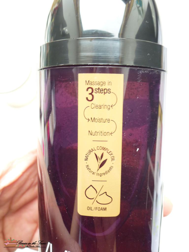 Max Clinic Caviar Massage Oil Foam