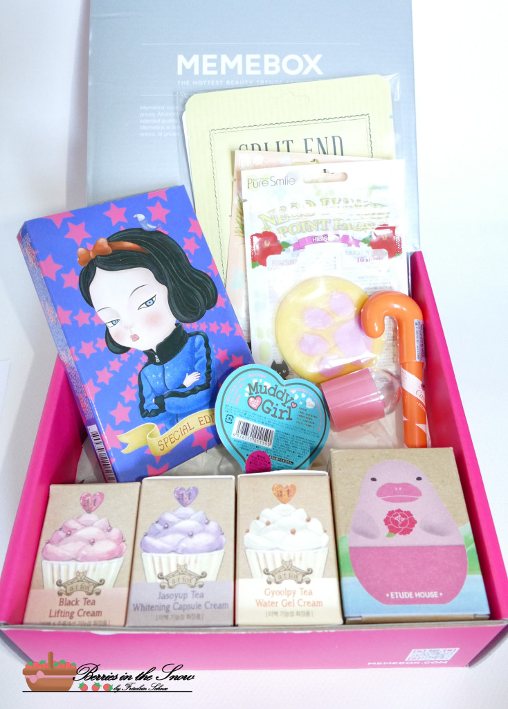 MeMeBox My Cute Wishlist