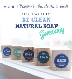 klairs_becleannaturalsoap_giveaway_1