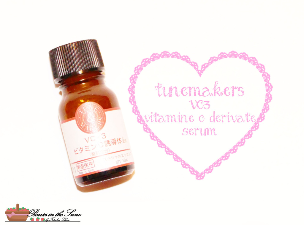 Tunemakers VC3 Vitamin C Derivate