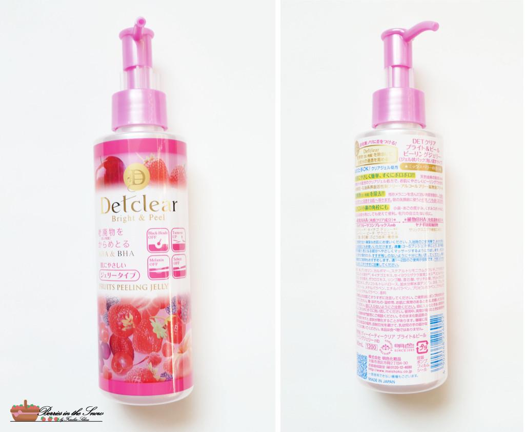 Meishoku Detclear Peeling Jelly
