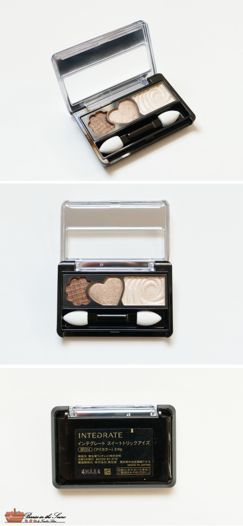 Shiseido Integrate Suite Trick Eyes