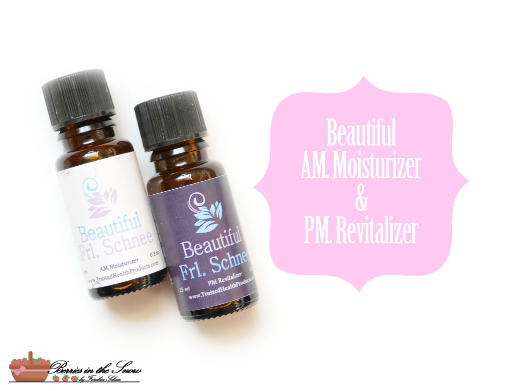 Beautiful A.M. Moisturizer and P.M. Revitalizer