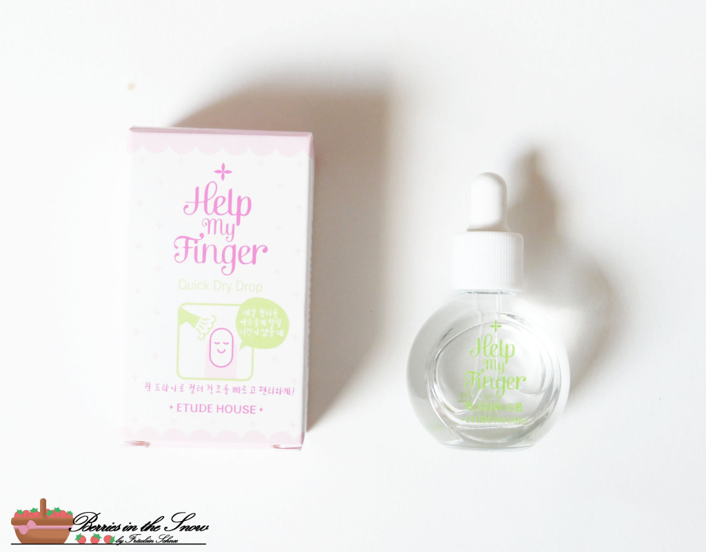 Etude House Help My Finger