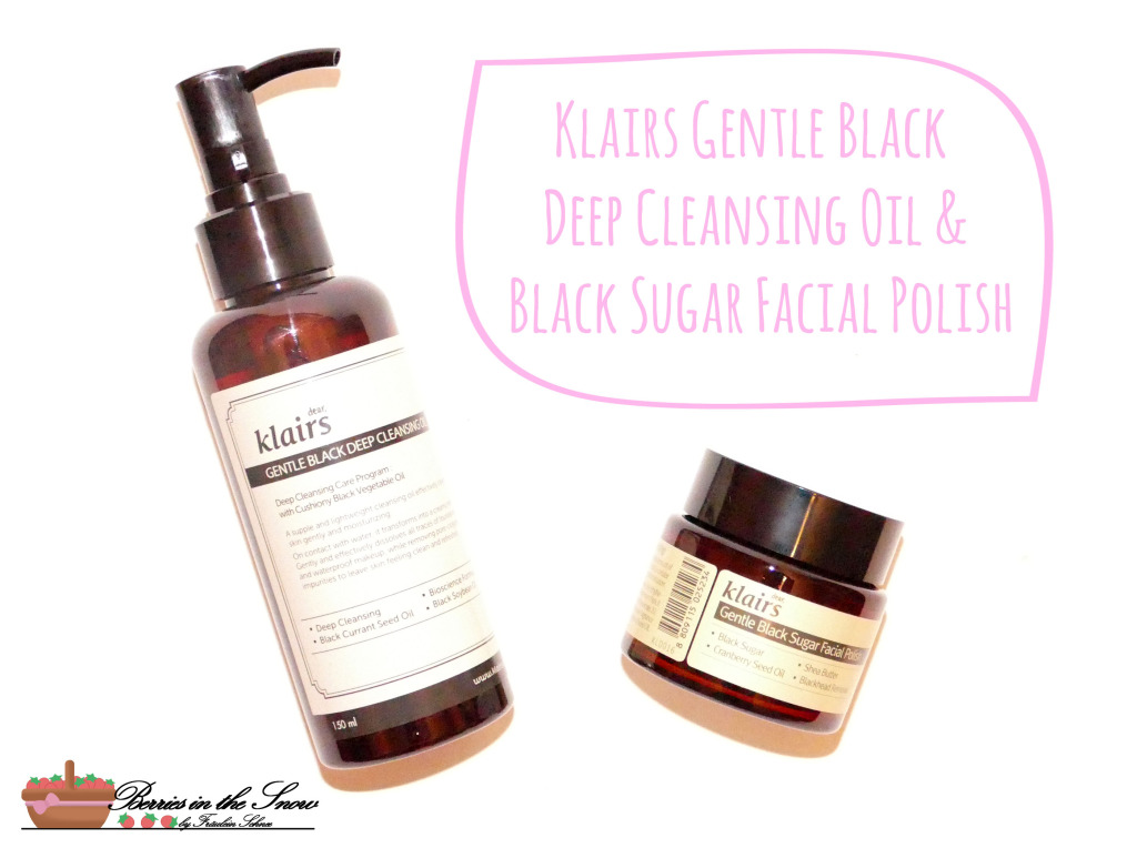 Klairs Gentle Black