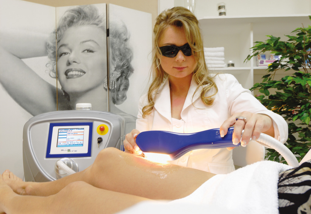 Intense Pulsed Light Treatments