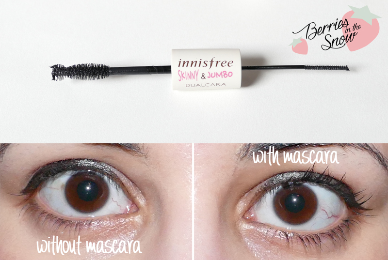 cca7607e13f Details about Innisfree SKINNY MICROCARA 5g eye mascara in 2019