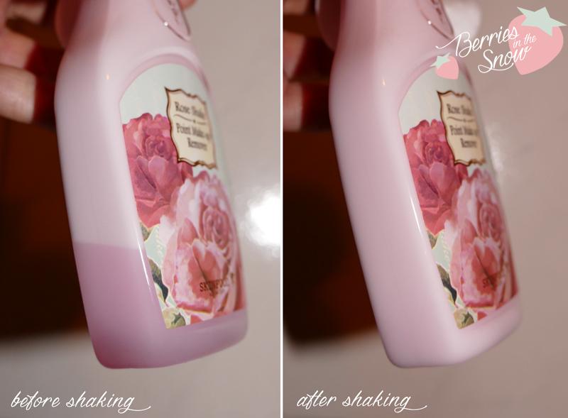 Skinfood Rose Shake Point Make-up Remover