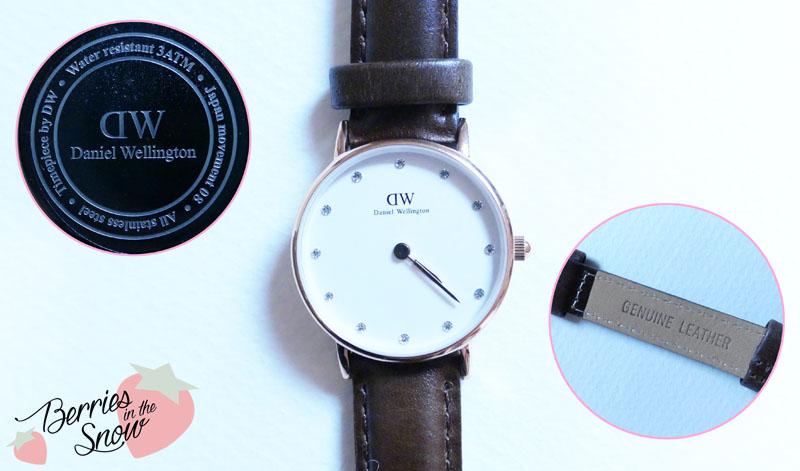 Daniel Wellington Classy Bristol Watch