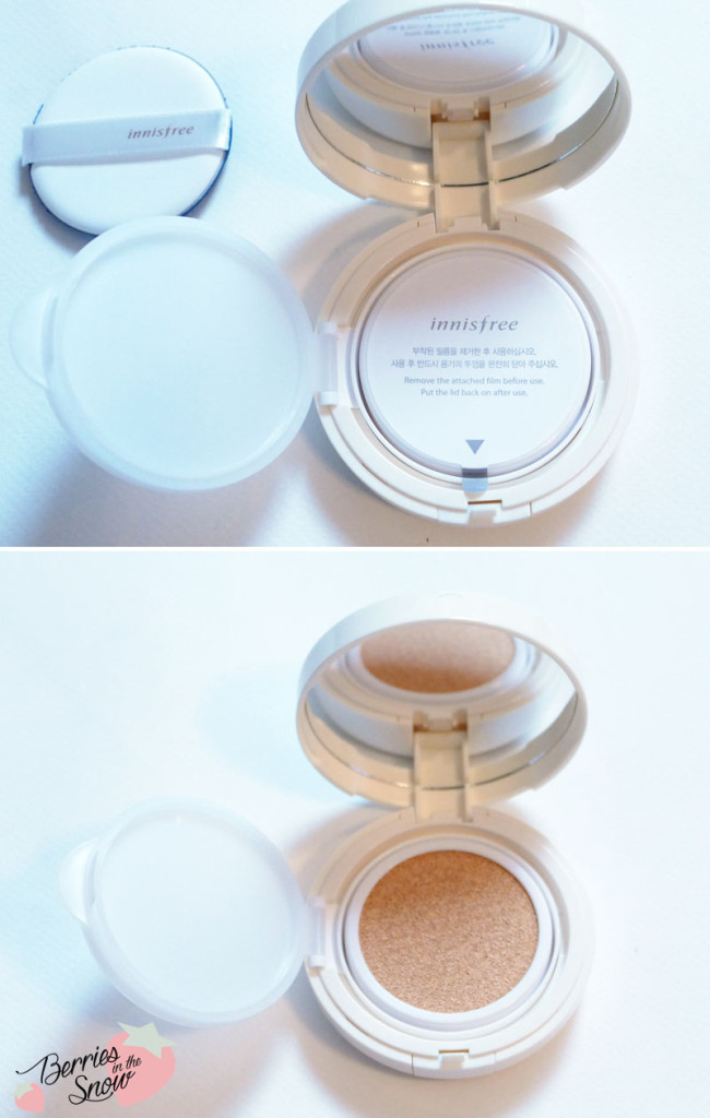 Innisfree Ampoule Intense Cushion