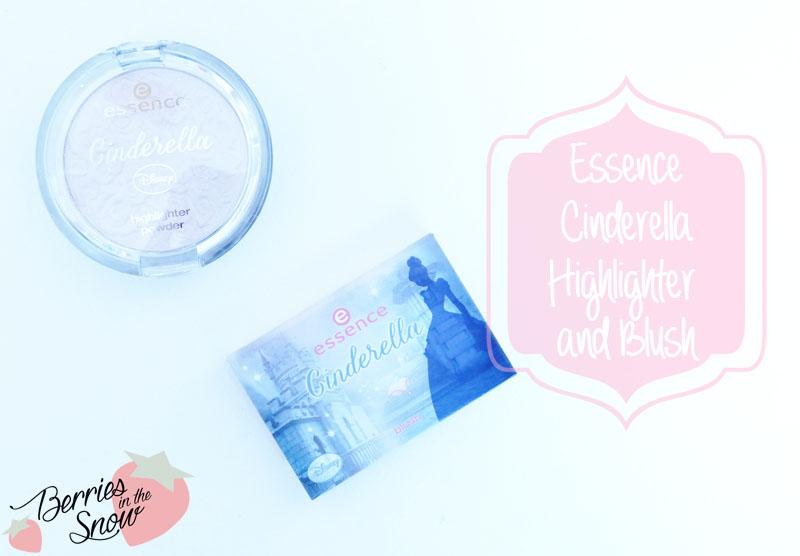 Essence Cinderella Blush and Highlighter