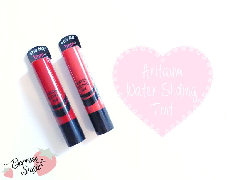 Aritaum Water Sliding Tints