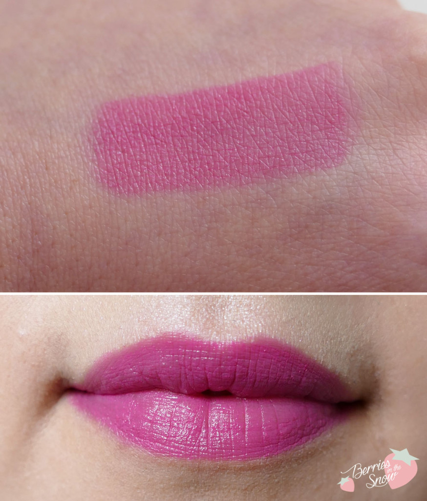 Etude House Dreaming Swan My Blooming Lips-talk