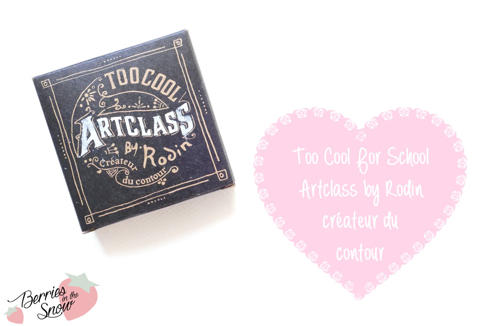 Too Cool For School Art Class by Rodin