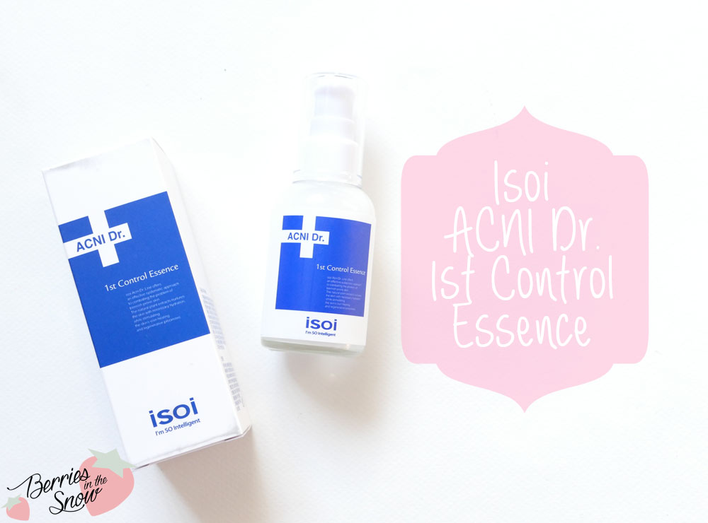 review isoi acni dr 1st control essence berries in the snow