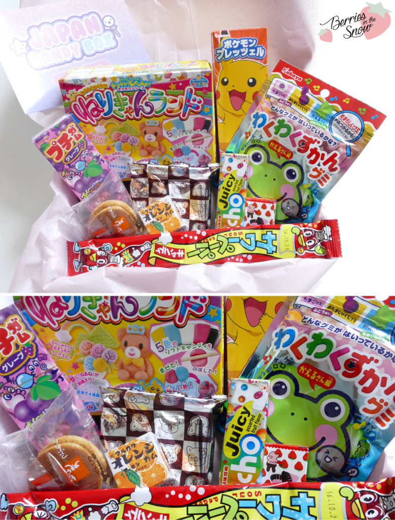 Japan Candy Box June 2015
