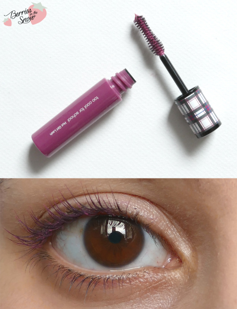 Too Cool For School Check Hot Girl Lash