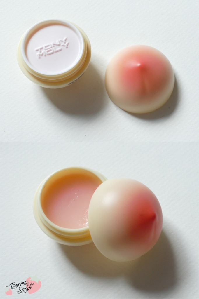 Tonymoly Mini Peach Lip Balm