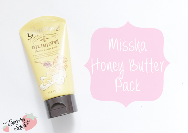 Missha Honey Butter Pack