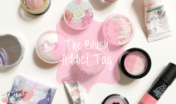The Blush Addict Tag