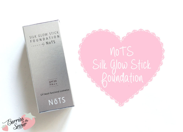 NoTS Silk Glow Stick Foundation