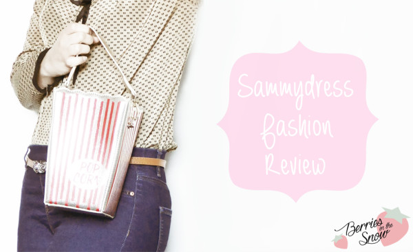 Sammydress Fashion Review