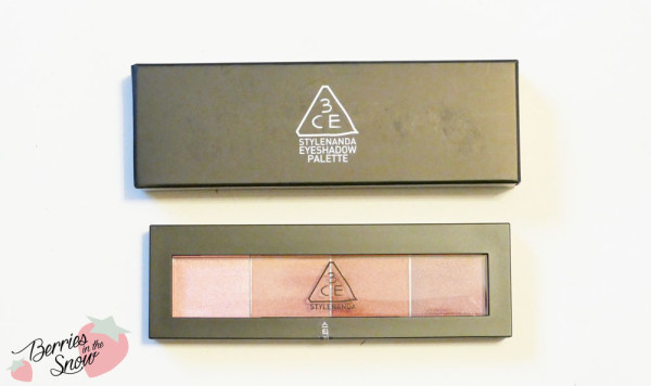 3CE Eye Shadow Palette