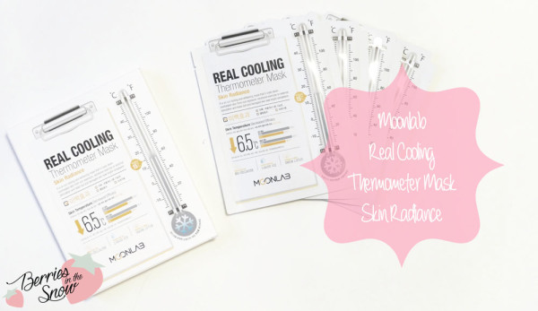 Moonlab Real Cooling Thermometer Mask