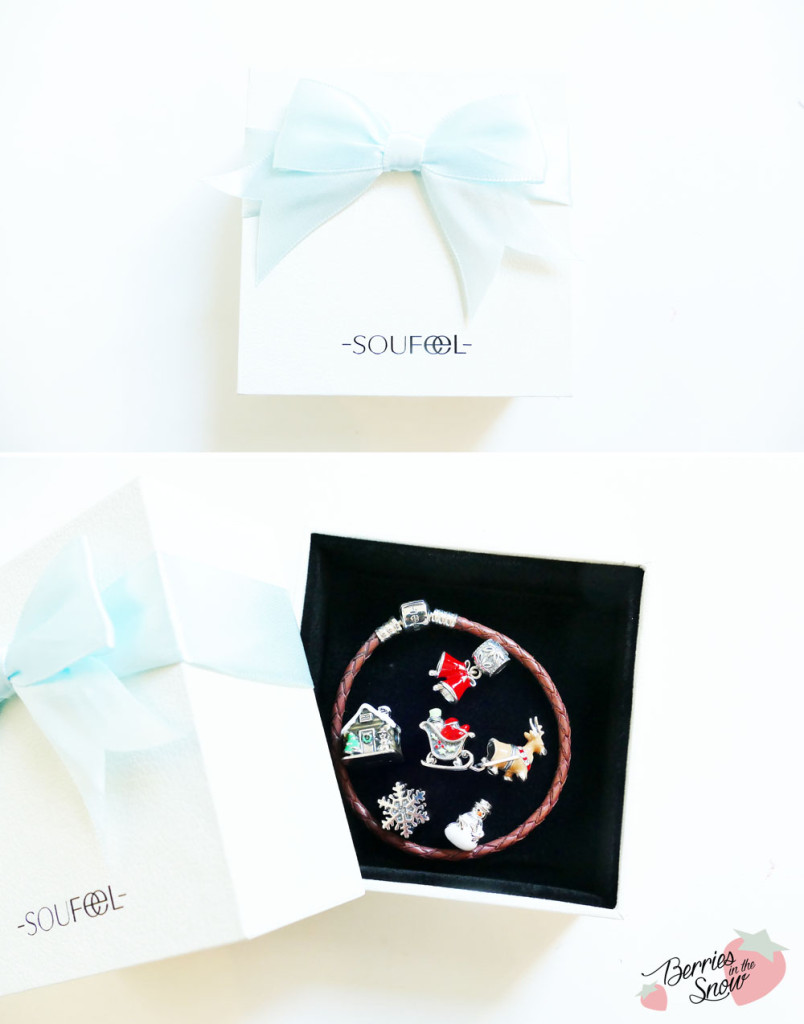 Soufeel Jewelry Christmas Charms