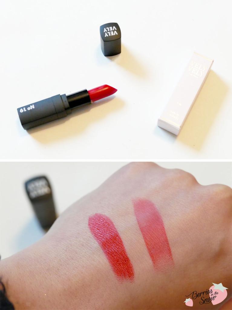 Vely Vely Lipstick No.19