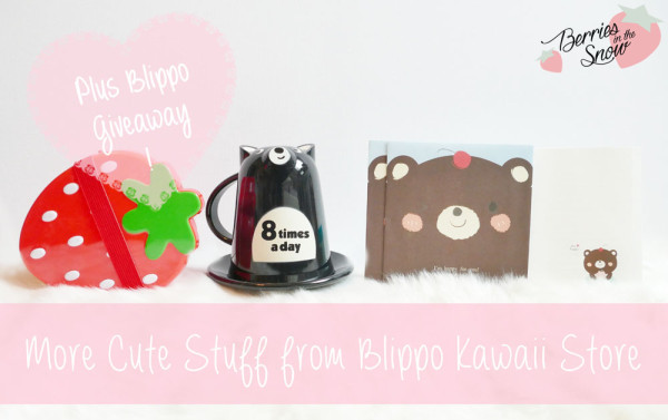 Blippo Kawaii Store & Giveaway