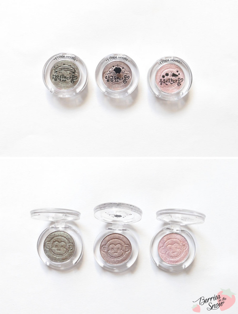 Etude House Look At My Eyes Monkey Wish Eyes