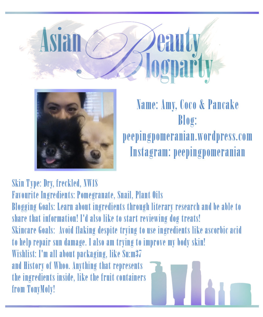 Asian Beauty Blogparty