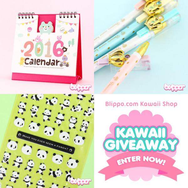 Blippo Kawaii Store & Giveaway
