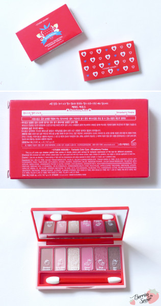 Etude House Berry Delicious