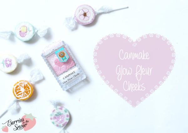 Canmake Glow Fleur Cheeks