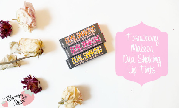 Tosowoong Makeon Dual Shaking Lip Tint