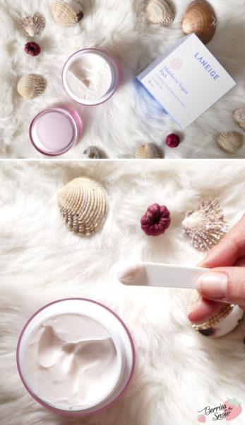 Laneige Multiberry Yoghurt Pack